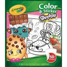 FREE Shopkins Crayola Crayon 8 Count Pack