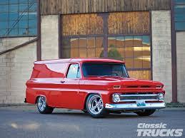 100 Panel Trucks 1965 Chevrolet Truck Hot Rod Network