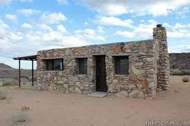 104 Mojave Desert Homes Rock Spring Loop Trail National Preserve Hikespeak Com