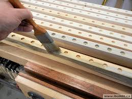 Make Wooden K Body Clamps