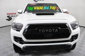 100 Certified Pre Owned Trucks 2018 Toyota Tacoma TRD Pro In Santa Fe