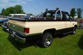 File:1984 GMC Sierra 1500 Pick-Up (26759245713).jpg - Wikimedia Commons 1984 Gmc K35 K30 High Sierra 454tbi Many Extras Loaded One Ton Dana Gmc Pickup Truck Resigned With Trickedout Tailgate Carbon S15 Pickup 2wd Insurance Estimate Greatflorida Hondafreak41187 Classic 1500 Regular Cab Specs Chevrolet Van Wikipedia Vehicles Black Tank Truck Custom Deluxe 10 Item J7022 Sold Press Photo Trucks Historic Images For Sale Classiccarscom Cc1114083 Sinaloenseyk Photos 7000 Sa Truck