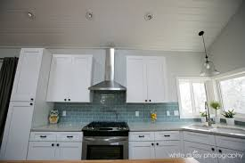 our new kitchen white photography