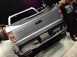 Ford Atlas Pickup Truck Concept At 2013 NAIAS | The Ford Atl… | Flickr