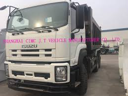 100 Best First Truck China New Isuzu 6X4 Tipper With Price For Sale
