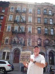 Joe Strummer Mural New York City by Joe And Tim Barber At Joe Strummer Mural Near Jesse Malins Bar