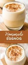 Panera Pumpkin Spice Latte Release Date by Homemade Eggnog Classic Eggnog Made With Egg Yolks Cream Milk