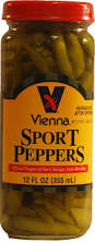 The Chicago Faucet Company Michigan City In by Amazon Com Vienna Sport Peppers 12 Oz For Chicago Dogs