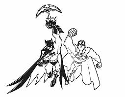 Batman Coloring Pages Print