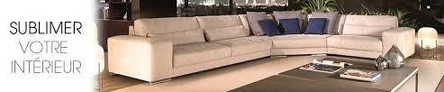 mobilier de canapé canapés d angle design mobilier de