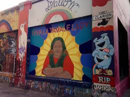 Clarion Alley Mural Project San Francisco by Feast Your Eyes On The Tamale Lady U0027s Mural Uptown Almanac