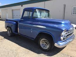 1957 CHEVROLET OTHER Pickups Chevy 3100 Truck - $7,499.00 | PicClick 1957 Chevrolet Pick Up Truck 3100 Pickup Snow White Street The Grand Creative Rides For Sale 98011 Mcg A Pastakingly Restored Is On Display At Rk Motors Near O Fallon Illinois 62269 Cameo 283 V8 4 Bbl Fourspeed Youtube 2000515 Hemmings Motor News Flatbed Truck Item Da5535 Sold May 10 Ve Oneofakind With 650 Hp Heads To Auction Bogis Garage Cadillac Michigan 49601