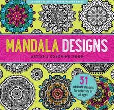 Mandela Designs Coloring Book