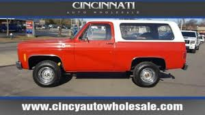 1979 Chevrolet Blazer For Sale Near Loveland, Ohio 45140 - Classics ... 2013 Volvo Vnl670 Sleeper Semi Truck For Sale 557859 Miles Used Ford F350 Diesel Trucks In Ohio Best Resource Classics For Near Ccinnati On Autotrader Find Cars And Suvs U Haul The Allstar Special Edition Silverado Shop Mobile Boutique Beechmont Vehicles Sale In Oh 245 Craigslist Unique Freightliner Med Mack
