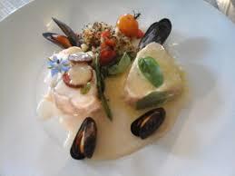 cuisine de la lotte duo de poisson lotte et thon blanc picture of la closerie de
