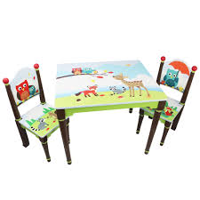 Fantasy Fields Enchanted Woodland Thematic Hand Crafted Kids