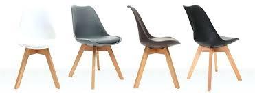 le sur pied design pas cher chaise blanche design pas cher medium image for chaise moderne