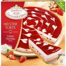 coppenrath wiese erdbeer frischkäse torte