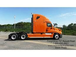 100 Semi Trucks For Sale In Illinois 2014 Freightliner Cascadia 125 Sleeper Truck 691157