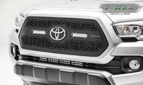 100 Truck Light Rack 20182018 Toyota Tacoma Zroadz Series Main Grille Insert W 2 6