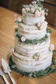 Great Making Wedding Cake Flowers Rustic Buttercream Naked Wild Outdoors