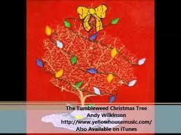 Tumbleweed Christmas Tree Pictures by Tumbleweed Christmas Tree Youtube