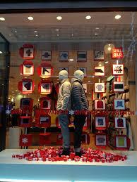 Christmas Tree Shop Natick Massachusetts by Uniqlo Window Display Christmas 2013 London Retail