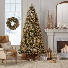 Members Mark 9 Color Changing Virginia Pine Christmas Tree