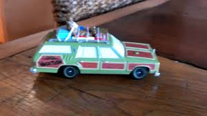 Griswold Christmas Tree On Car by Wagon Queen Family Truckster Christmas Youtube