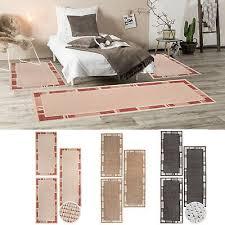 möbel wohnen läufer teppich schlafzimmer bettumrandung