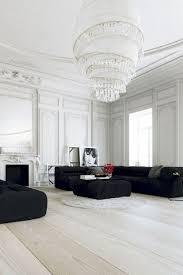 pariser chic im wohnzimmer vereint lässige eleganz und