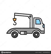 Tow Truck Color Icon — Stock Vector © Bsd #190026352 Fire Truck Clipart Coloring Page Pencil And In Color At Pages Ovalme Fresh Monster Shark Gallery Great Collection Trucks Davalosme Wonderful Inspiration Garbage Icon Vector Isolated Delivery Transport Symbol Royalty Free Nascar On Police Printable For Kids Hot Wheels Coloring Page For Kids Transportation Drawing At Getdrawingscom Personal Use Tow Within Mofasselme Tonka Getcoloringscom Printable