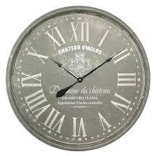 Horloge Mural 3d Achat Vente Pas Cher Horloge Murale Grise Achat Vente Horloge Murale Grise Pas Cher Chic