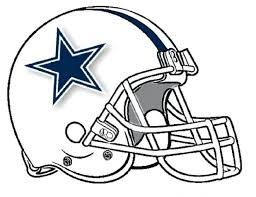 Dallas Cowboys Football Coloring Pages Cowboy Helmets Ideas Elegant Addition Motivate Color For Adults
