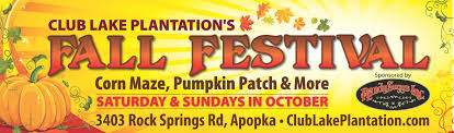 Pumpkin Patch Orlando Fl by Club Lake Plantation Fall Festival Mycentralfloridafamily Com