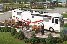 Luxury Camping RV Sites
