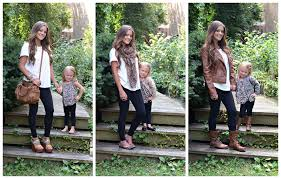 Light Brown Combat Boots Outfit Winter
