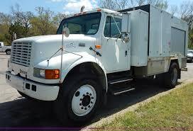 2002 International 4900 Sewer Jet Truck | Item J3973 | SOLD!...