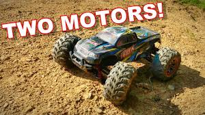 Dual Motor RC Truck - XinLeHong Toys 9125 1/10th 4WD - TheRcSaylors ... Blaze And The Monster Machines Truck Toys With Blaze Monster Dome The End Hot Wheels Jam 2018 Poster Full Reveal Youtube Grave Digger Mayhem Superstore Giant Toy Delivery 2 Trucks Garbage Playset For Children Candy Jam Zombie Scooby Doo New For 2014 Learn Colors W Learn Numbers Kids Cars Cartoon Hot Wheels World Finals Xiii Encore 2012 30th Colors Educational Video In The Swimming Pool