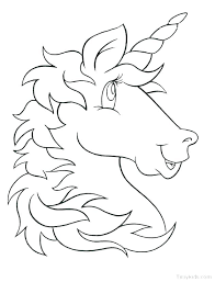 Horse Head Coloring Page Beautiful And Sun On Reindeer
