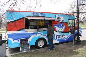 100 Food Truck Cleveland Fugu Boston Blog Reviews Ratings