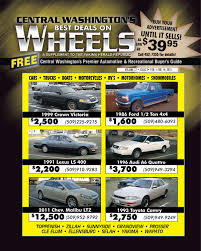 Wheels 02-01-13 By Yakima Herald-Republic - Issuu Used Certified 2015 Toyota Tundra Sr Dbl Cab 57l V8 In Union Gap 2017 Heartland Trailer Yakima Wa 26043786 Cars For Sale Mercedesbenz Of Bedrock For At Trucks Plus Usa Autocom What I Crave Food Truck Washington 12 Auto Shoppers Tricities Dealership Serving Walla New 2019 Chevrolet Colorado Z71 4d Crew Cab 1229 Truckplus_usa Twitter Preowned 2014 Limited Double