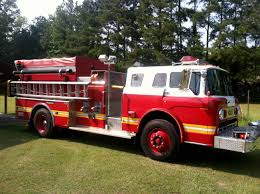 100 Ford Fire Truck 1986 FMC Pumper Used Details