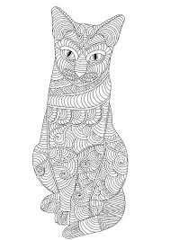 We Just Finished The 30 Colorful Cats For Stress Relief Adult Coloring Book Rest Of Today Only Feb