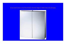 big discount homcom led spiegelschrank badspiegel schrank