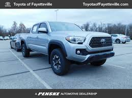 New 2018 Toyota Tacoma TRD Off Road Double Cab 6' Bed V6 4x4 ... Lifted Toyota Tacoma Pickup Trucks For Sale Toyotatacomasforsale Five Things We Like And Dislike About The 2018 Tundra Sr5 Review An Affordable Wkhorse Truck Frozen Rare 1987 4x4 Xtra Cab Up For On Ebay Aoevolution 46 With Fresh Design Trd Offroad An Apocalypseproof New Latham Ny Vin 3tmgz5anxjm185345 Used 2012 Limited 4x4 Pauls Valley Ok 1980 Sr5 Sale In Mesa Az And Imports Trd Custom In Cement Grey