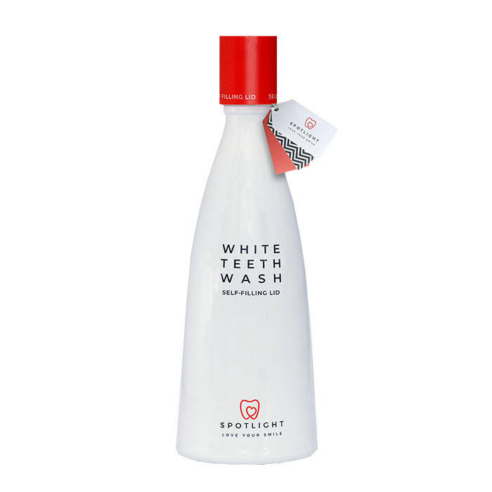 Spotlight White Teeth Wash - 500ml