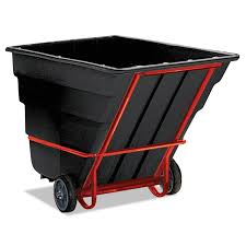 100 Commercial Truck Cap Rotomolded Tilt By Rubbermaid RCP1046BLA