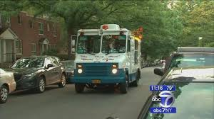 Mister Softee Suing Rival Ice Cream Truck In Queens For Stealing ... The Nova Icecream Truck Is Back 100 Stories Of Giving Tom And Jay Capital Area Food Bank Washington Akron Ice Cream Truck Driver Robbed At Gunpoint Youtube Jackson Heights Ice Cream War Heats Up Eater Ny 0318 Job Fair Caption Contest In The Parking Lot A Topless Bar Everything I Learned About Business From My Summer Working With They Did Great Job Hosting Our Employee Event Yelp Images Collection Sweetness Uber Delivering Food Suppliers South Africa Best Resource