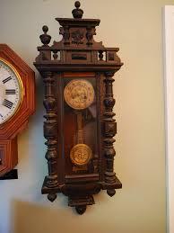 100 Mauthe FMS Wall Clock Restoration Part II Servicing